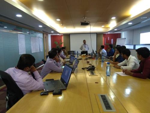 VBA Program for Process Automation Giant in Pune